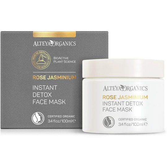 Alteya Instant Detox Face Mask
