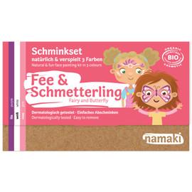 Namaki Fee & Schmetterling Schminkset