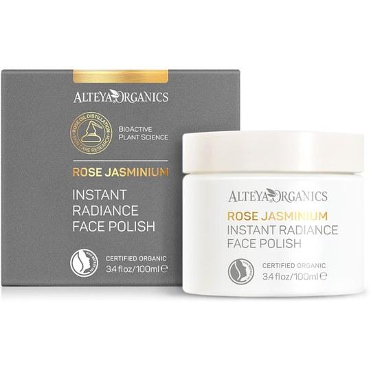 Alteya Instant Radiance Face Polish
