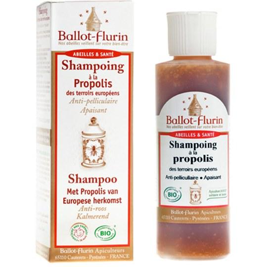 Ballot-Flurin Anti-Schuppen-Shampoo mit Propolis