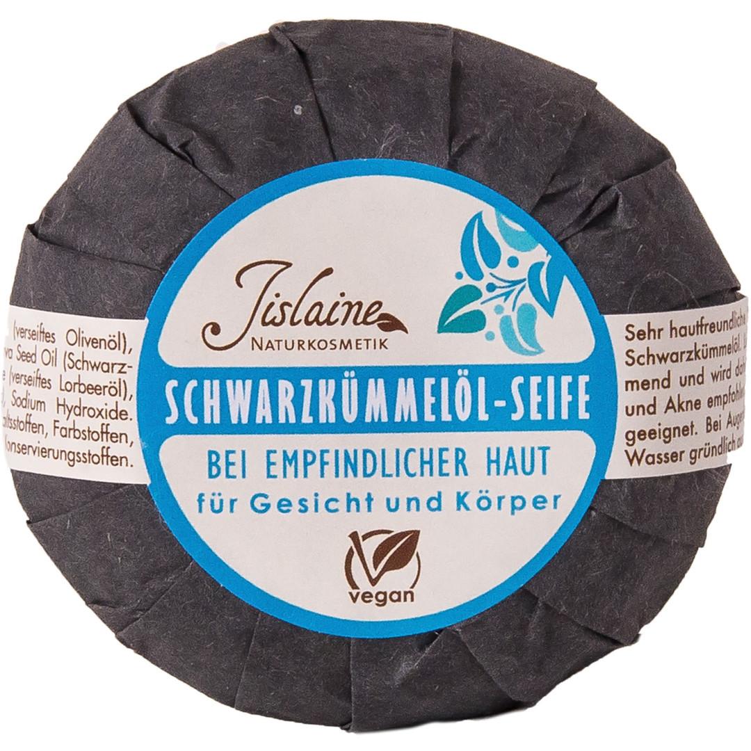 Jislaine Schwarzkümmelöl-Seife