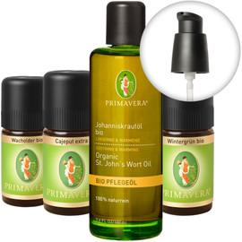 Die Naturdrogerie DIY Fitte Muskeln Aromapflege-Öl