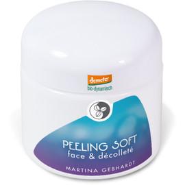 Martina Gebhardt Peeling Soft Face & Décolleté