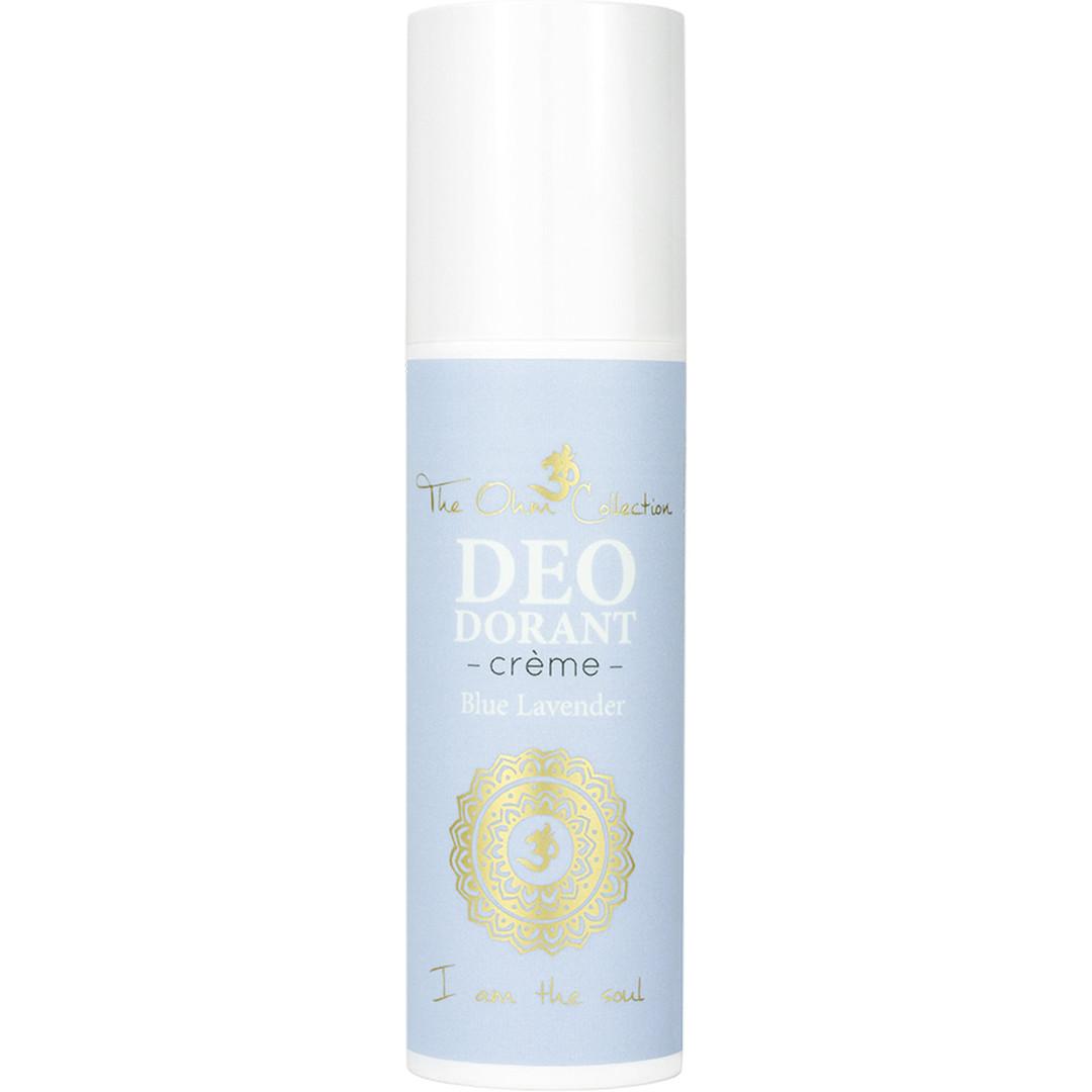 The Ohm Collection Deo Dorant Crème Blue Lavender