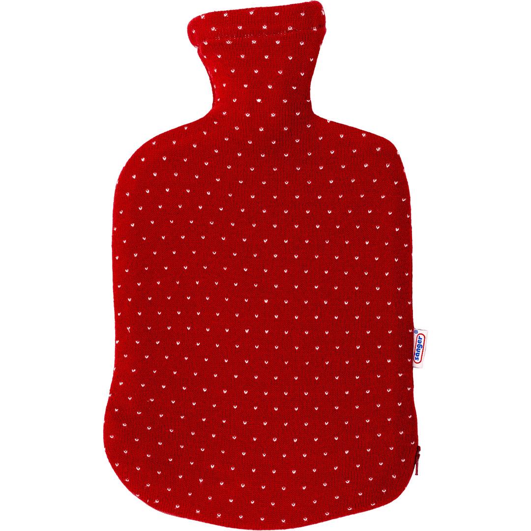 Sänger Wärmflasche Rote Königin