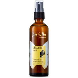 Farfalla Geborgenheit –Liebkosender Bio-Raumspray Vanille