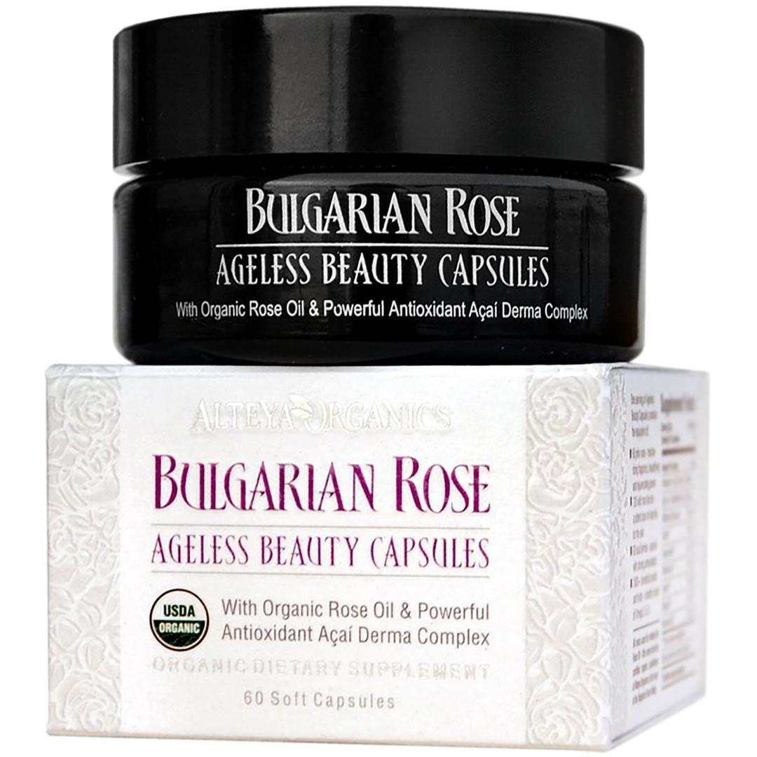 Alteya Ageless Beauty Capsules