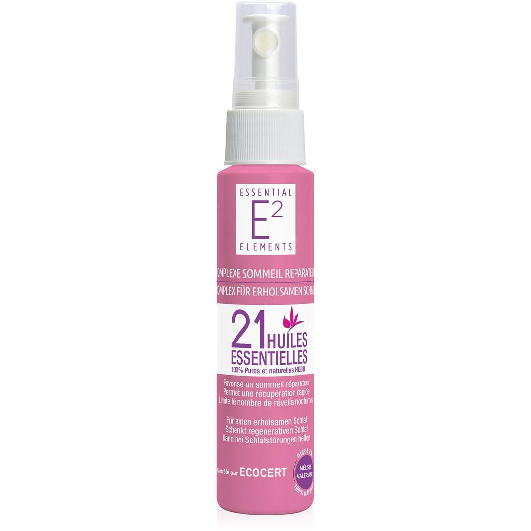 E2 Essential Elements Komplex für erholsamen Schlaf
