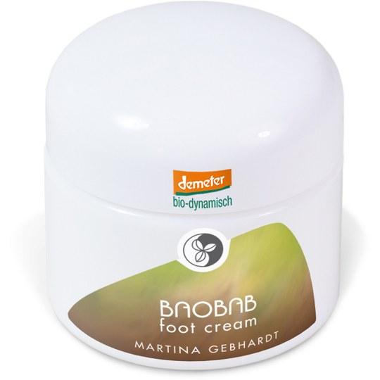 Martina Gebhardt Baobab Foot Cream