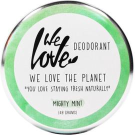 We Love The Planet Natürliches Deodorant Mighty Mint