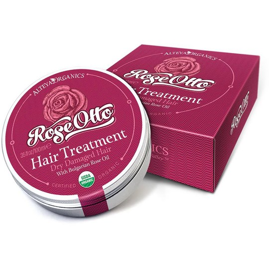 Alteya Hair Treatment Rose Otto 40 ml