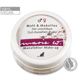 Marie W. Poudre Monádé Matt & Makellos