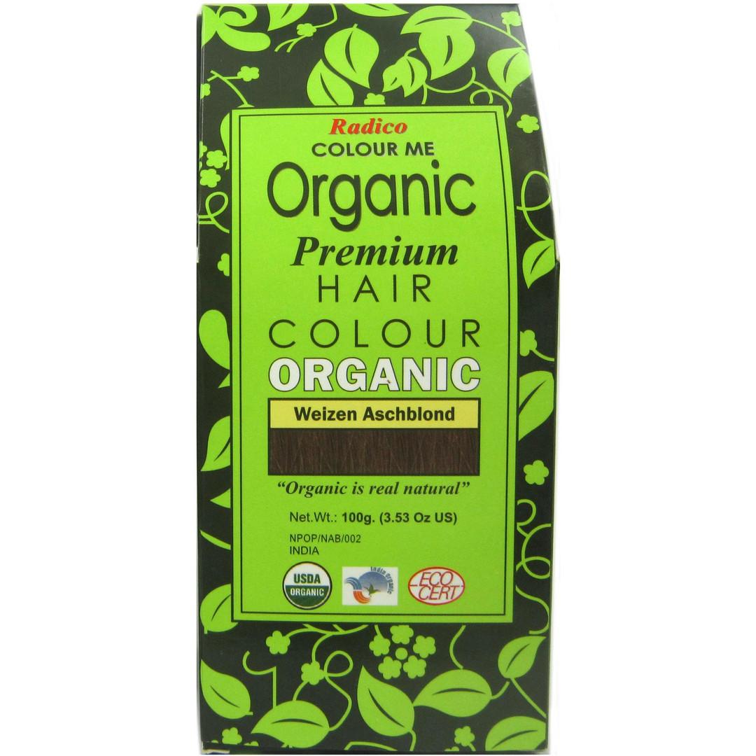 Radico Premium Pflanzenhaarfarbe Weizen Aschblond