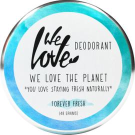 We Love The Planet Natürliches Deodorant Forever Fresh