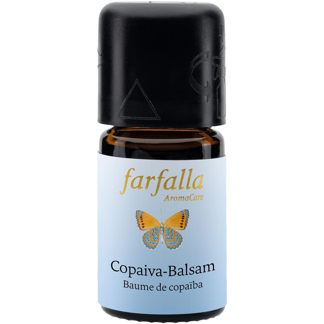 Farfalla Copaiva-Balsam Wildsammlung