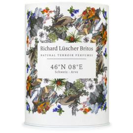 Richard Lüscher Britos 46°N 08°E Schweiz – Arve EdT