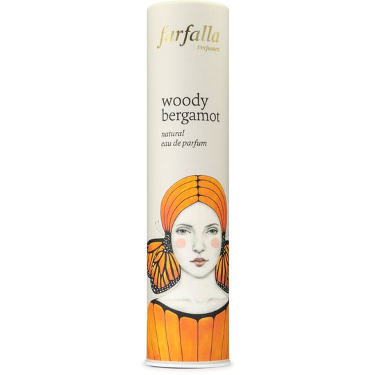 Farfalla Woody Bergamot Natural Eau de Parfum 50 ml