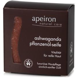 Apeiron Ashwaganda Pflanzenöl-Seife