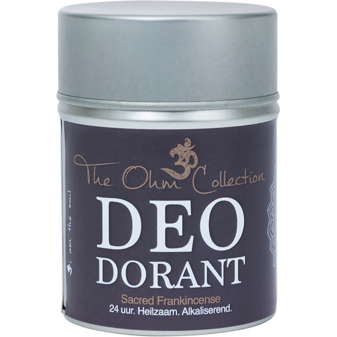The Ohm Collection Deo Dorant Weihrauch