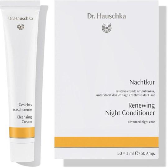 Dr. Hauschka Paket Nachtkur und Gesichtswaschcreme