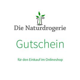 Die Naturdrogerie Einkaufsgutschein im Wert von 100 Euro