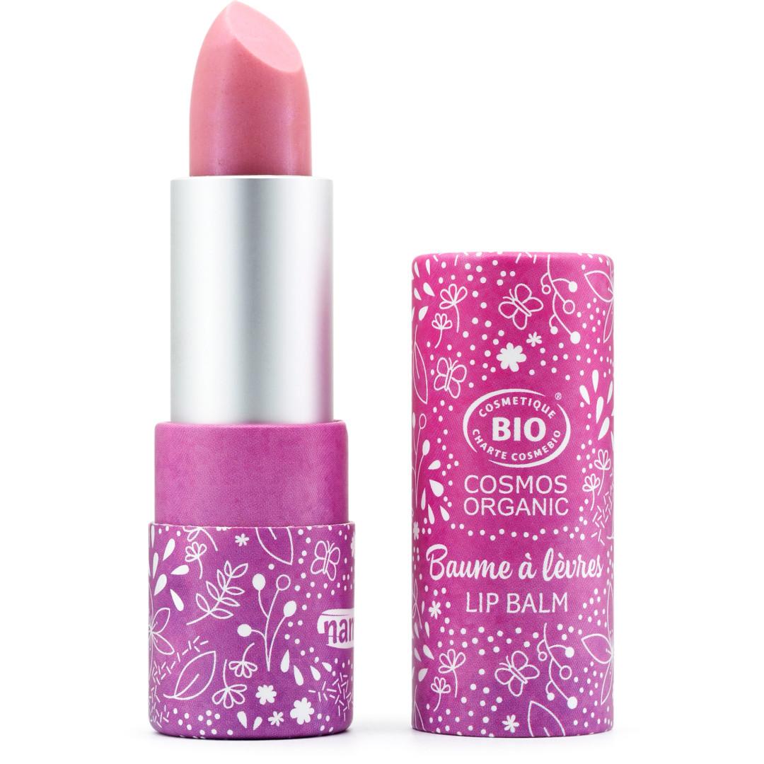 Namaki Lippenbalsam Himbeere zart pink