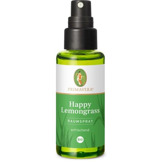 Primavera Happy Lemongrass Raumspray bio