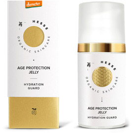 HESSE ORGANIC SKINCARE Anti Pollution Feuchtigkeits Fluid