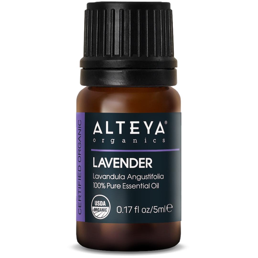 Alteya Bio Lavendelöl 5 ml