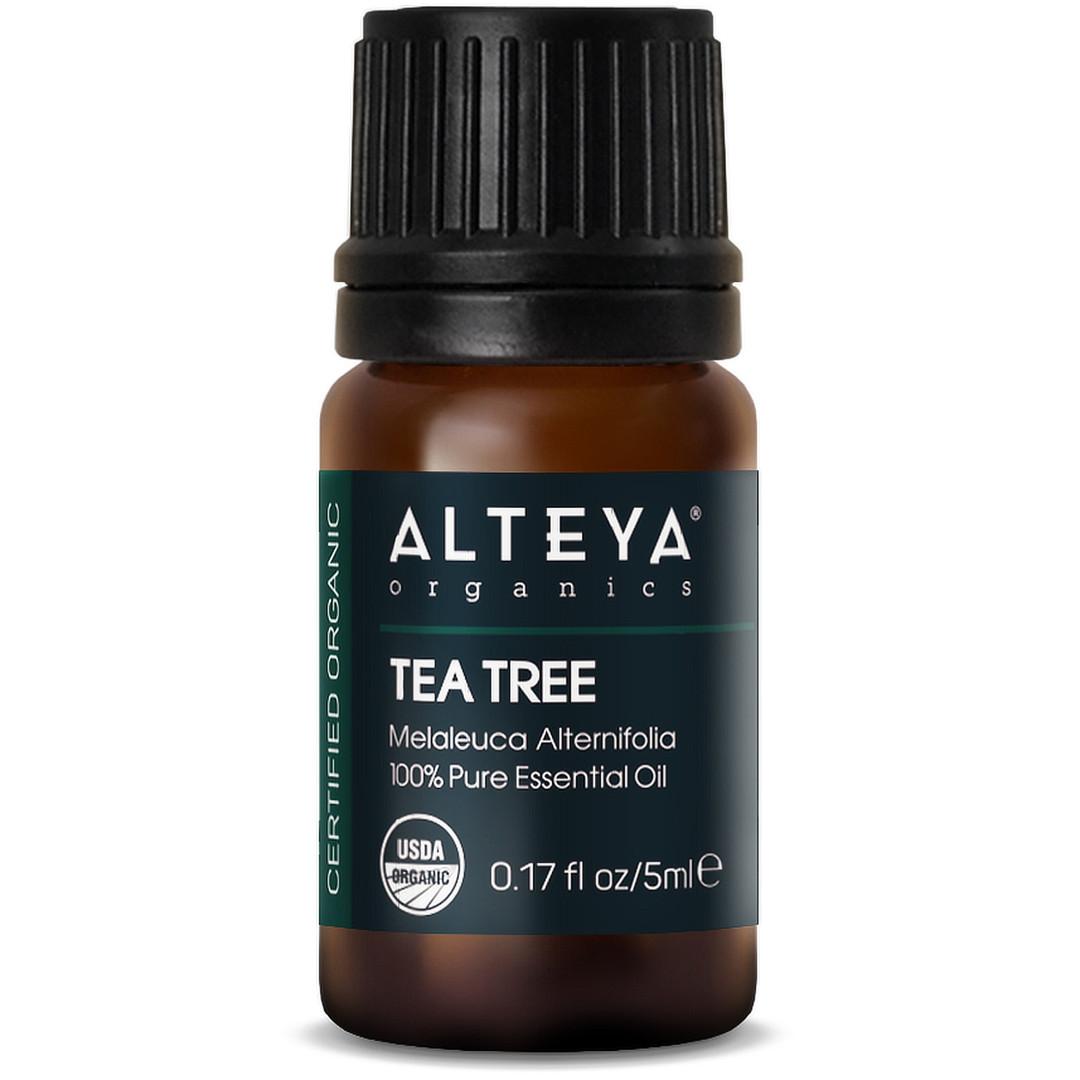 Alteya 100% genuines Bio-Teebaumöl 5 ml