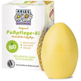 ARIES Biokosmetik Original Stapeler Fußpflege-Ei bio