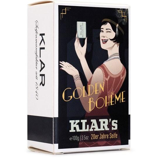 Klar Seifenmanufaktur Golden Bohème – 20er Jahre Seife
