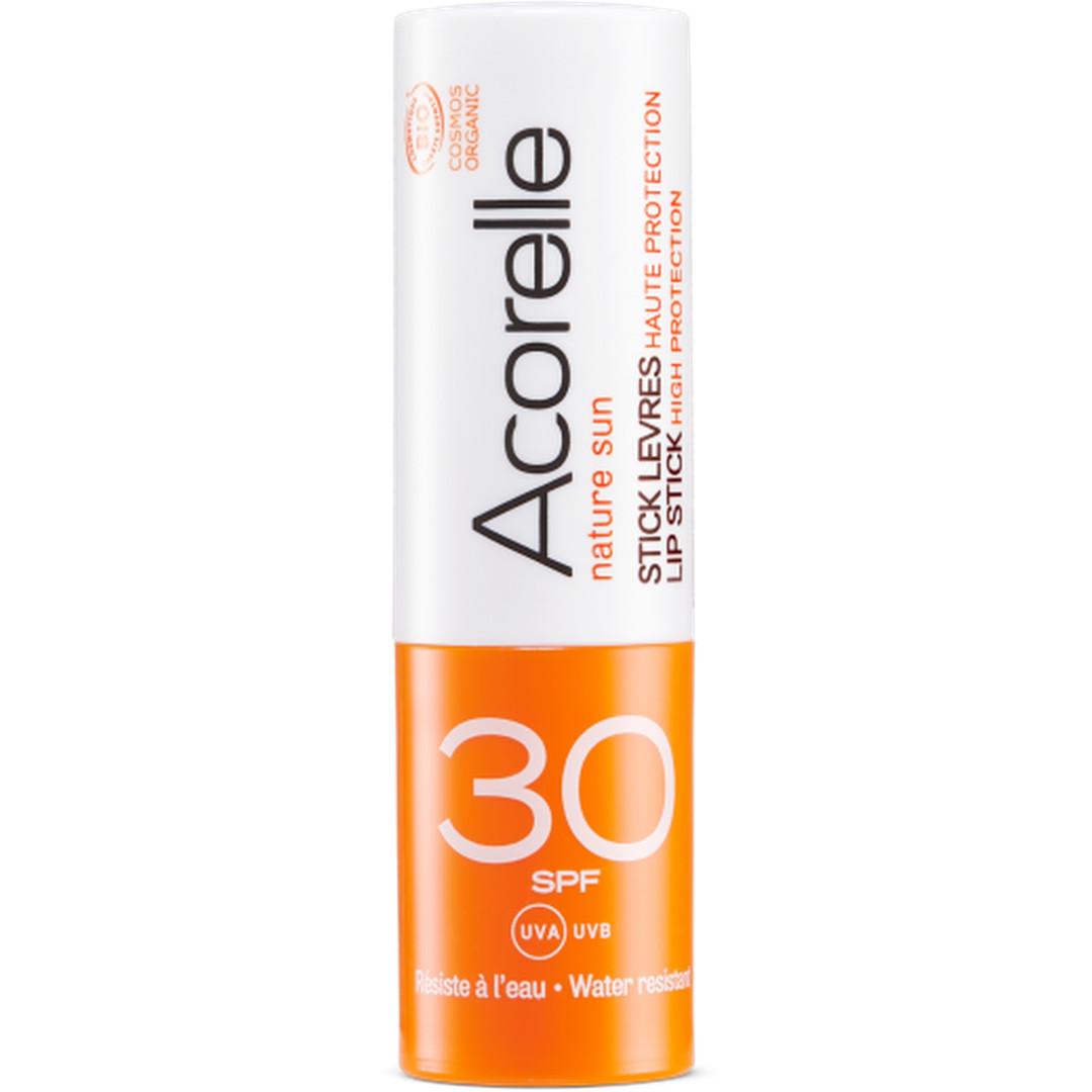 Acorelle Bio Lippenpflegestift LSF 30