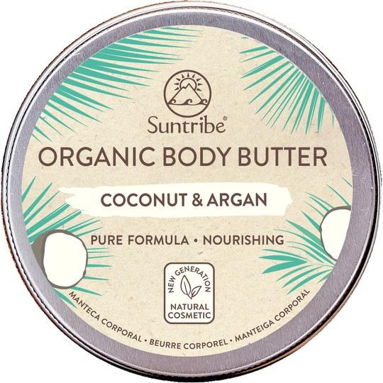 Suntribe Bio Body Butter Kokosnuss & Argan