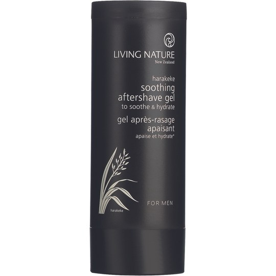 Living Nature Beruhigendes After Shave Gel