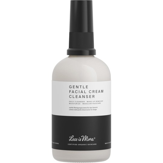 Less is More Gentle Facial Cream Cleanser