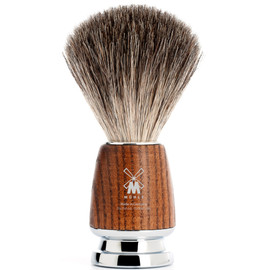 MÜHLE Shaving Rasierpinsel RYTMO Dachshaar & Esche